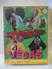 vintage 1978 VEGAS jigsaw puzzle sealed 70s toy Vega$ Robert Urich Phyllis Davis