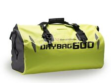 Bolsa de equipaje SW-MOTECH drybag 600 60l amarillo flúor Suzuki GSF 650 1200 1250 Bandit