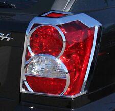 New PUTCO Chrome Taillight Covers / FITS 2007-2010 DODGE CALIBER