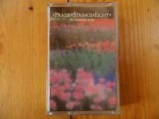 The Maranatha! Strings  Praise Strings Eight MC  1986 RAR!