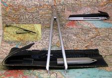 NOS Vintage Original Soviet Russian Mariner's Navigational Mapping Dividers