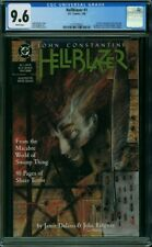 Hellblazer #1 - CGC 9.6 NM+ - DC 1988 - 1st John Constantine In Own Title!