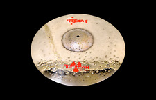 RECH NUCLEAR 18'' CRASH CYMBAL - MADE IN TURKEY AUSTRALIAN OWNED CYMBAL CO