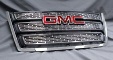 2010-2015 GMC Terrain GM OEM Front Chrome Grille w/ GMC Logo NEW 22765590