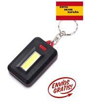 Linterna llavero  Linterna LED impermeable. Llaves camping cerradura vehículo