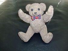 rustic teddy bear / ornament figure book end