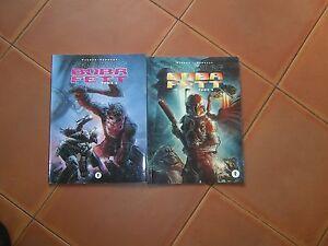 STAR WARS boba fett  tome 1 et 2  Ed. Dark Horse. EO
