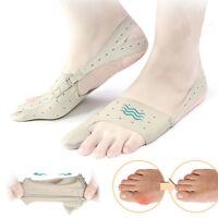 2x Adult Elastic Bunion Corrector Foot Big Feet Bones Toe Care Tool Straightener
