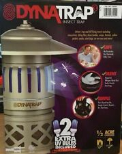 Dynatrap Insect Trap 2 Replacement UV Bulbs 1/2 Acre Coverage, PRE, TRAP ONLY