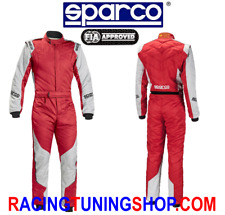TUTA AUTO OMOLOGATA FIA ENERGY RACING SUIT FIA 8856-2000 TG 58 RALLY EQUIPMENT