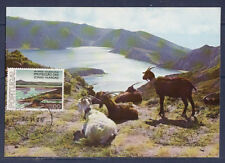 cma/ carte maximum   Portugal   chevres   1976