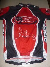 Verge Sport Cycling Jersey Adventures Adaptive Club Mens sz M Medium