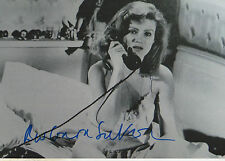 Barbara Sukowa signed 8x12 inch photo autograph