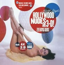 NEW Book Harold Lloyd's Hollywood Nudes in 3D! by Suzanne Lloyd Free 3D Glasses