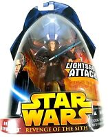Hasbro Star Wars Revenge of the Sith Anakin Skywalker Lightsaber Attack Figure