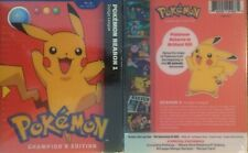 Pokemon: Indigo League: Season 1 [New Blu-ray]  Champion's Edition