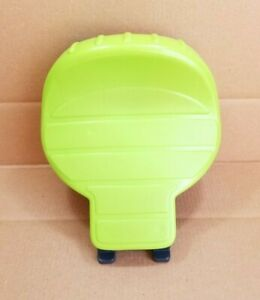 Fisher Price Smart Cycle Racer Learning Bike Replacement Part Lime Green Seat