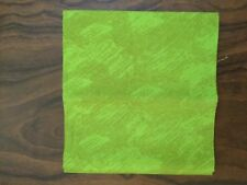 green with brown abstract Fat Quarters FQ