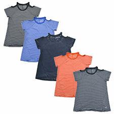 Tommy Hilfiger Feminina Camiseta Casual Blusa Frio ombro Blusa Manga Curta Novo Novo com etiqueta