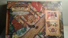 Harry Potter Diagon Alley Board Game Mattel 2001 Incomplete/For Parts