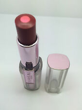 L'OREAL PARIS ROUGE CARESSE LIPSTICK BROWN MAROON RED GLOSSY TRANSPARENT CHOOSE
