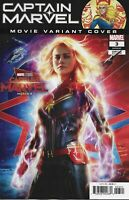 Captain Marvel Comic Issue 3 Limited Movie Variant Modern Age First Print 2019