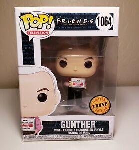 Pop! TV: Friends Gunther #1064 CHASE BOX DAMAGE