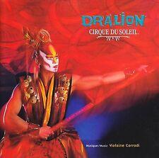 cd-album, Cirque Du Soleil - Dralion