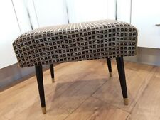 Fabric & Wood Foot Stool Chair Table Furniture