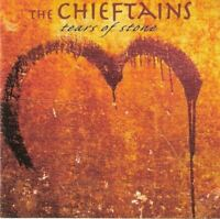 THE CHIEFTAINS tears of stone (CD, album, 1999) irish folk, very good condition,