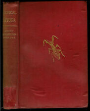Tropical Africa. Henry Drummond. NY: 1888. 1st ed.