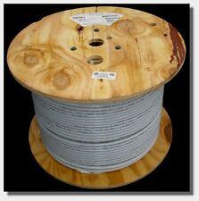 1000' White CommScope Plenum 2285V RG11/U Network Powered Broadband Fire Rated