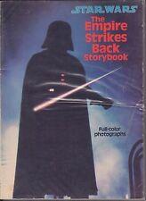 Star Wars The Empire Strikes Back Storybook VG 081016DBE