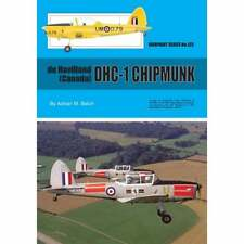 Warpaint 123 DHC-1 Chipmunk de havilland (Canada)  Book
