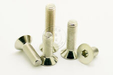 M3 / M4 304 Stainless Steel Hex Socket Countersunk Flat Head Screws