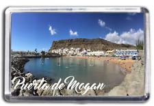 Puerto De Mogan Gran Canaria Fridge Magnet Collectable Souvenir Canary Island