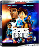 Spies in Disguise (Blu-ray And Standard Disc, 2020) Movie Will Smith Disney