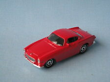 Matchbox Volvo P1800S Red Body Classic Sports Car 1960's in BP 70mm Toy Model