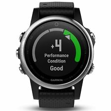 Garmin Fenix 5S Black 42 mm Premium GPS/Glonass Fitness Sport Watch 010-01685-02