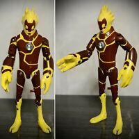 "Ben 10 Bandai 8"" 20cm Metamorfigure Heatblast Action Figure Heat Blast Torch"