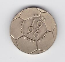 1996 £2 Two pound Coin 10th Football Championships Great Britain UK Coin D-332