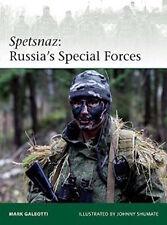 Osprey Elite 206: Spetsnaz: Russia´s Special Forces / NEU
