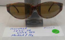 Bouvret eyeglasses,1824 54,brown marbled, brwon rx 60/18,140 made in france