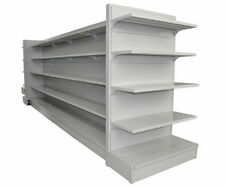 2100mm WALL SHELVES SHOP SUPERMARKET SHELVING wall GONDOLA OFFLICENCE GROCERY