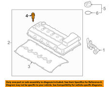VW VOLKSWAGEN OEM 11-17 Touareg Engine Parts-Valve Cover Bolt 03H103831