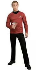 Rubies Star Trek Scotty Adult Fancy Dress Costume Small Shirt 34-36