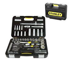 bussole STANLEY 0-94-609  Set 9 pz attacco 3//8. cricchetto estensibile
