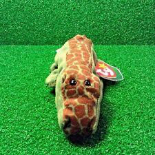 ALLY The Alligator 1993 TY Beanie Baby Fareham / Nurnberg Original Retired MWMT
