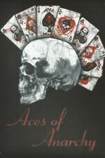 ACES OF ANARCHY ALCHEMY GOTHIC DEVIL CARDS SKULL SIGN PLAQUE OTHERS LISTED 999