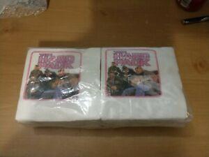 Camel Cigarettes Package Of Napkins